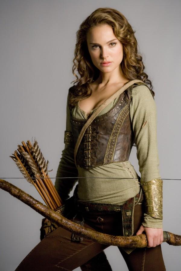 natalie portman with a bow and arrow.jpg