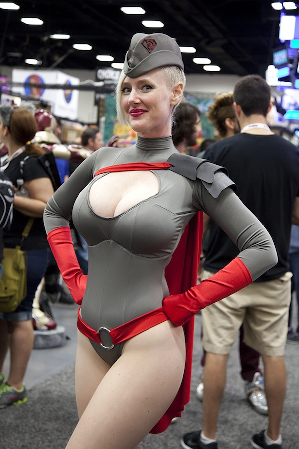 hot Vegas pg cosplay