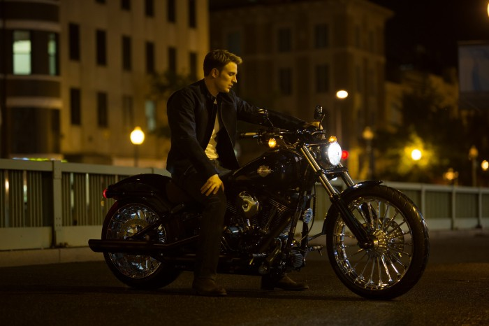 Steve Rogers on his nice bike.jpg