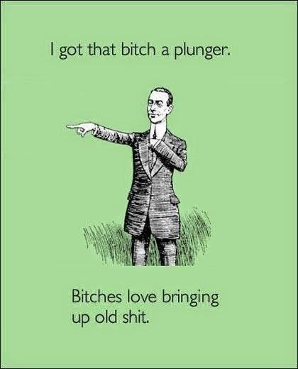 I got that bitch a plunger.jpg