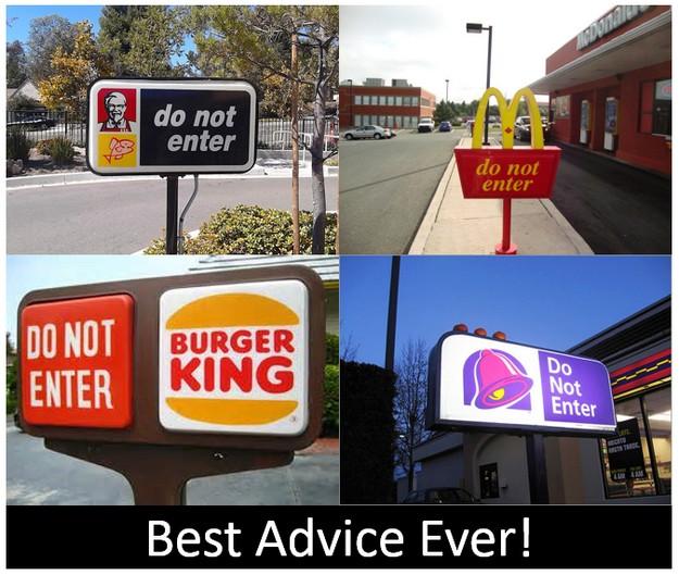 fast food good advice.jpg