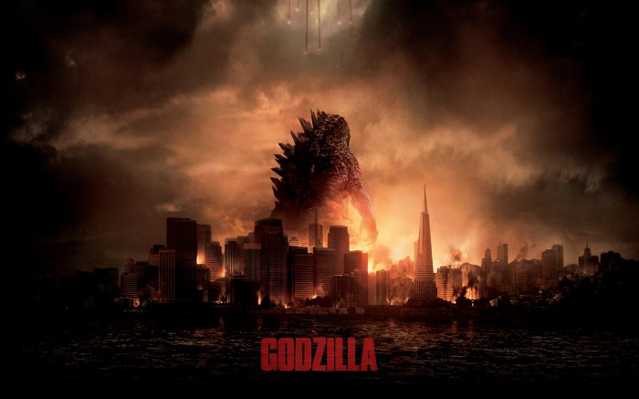 Godzilla – Best Summer movie of 2014?