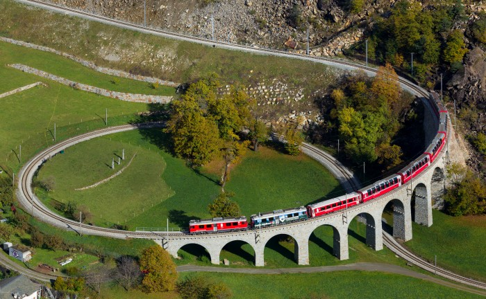 Two Rhaetian Railways ABe 44 III multiple units with a local train from St. Moritz to Tirano.jpg