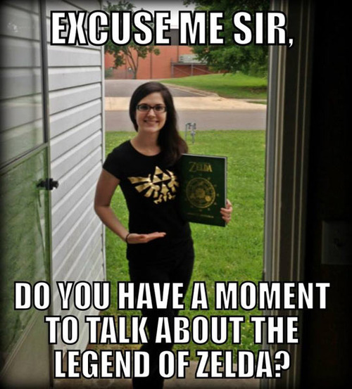 Zelda Outreach Zelda Outreach Religion Humor Gaming