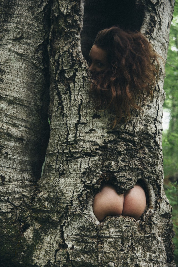 Butt Tree 700x1048 Butt Tree Sexy not exactly safe for work Nature
