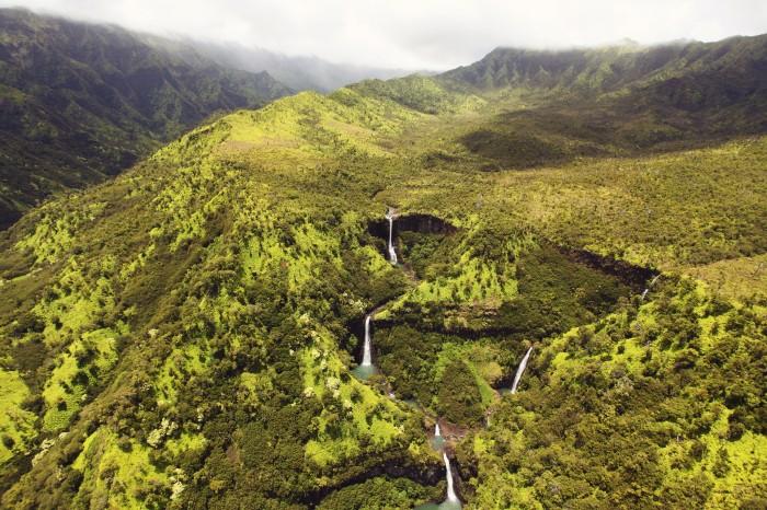 Kauai, HI Waterfalls