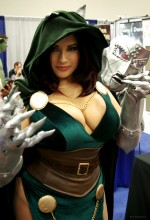 url 3 150x220 ivy doomkitty Sexy Rocketeer powergirl not exactly safe for work Ivy Doom Kitty Gaming cosplay Comic Books Assassins Creed