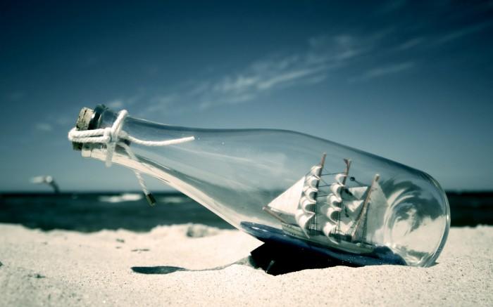 1401225815707 700x437 ship bottle Art