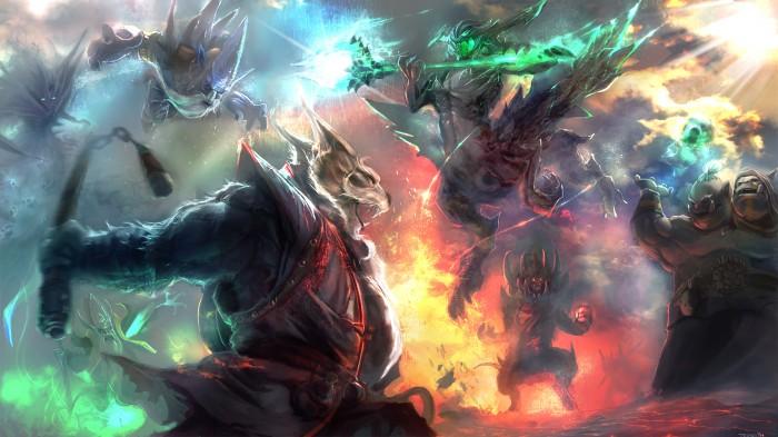 1405012232204 700x393 magic fight Gaming