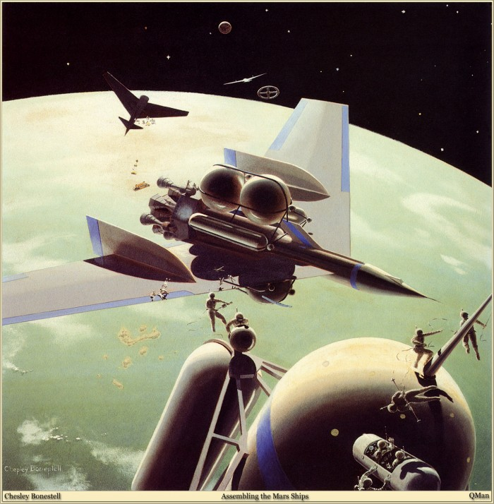 1405206539782 700x714 space bomber Space Art