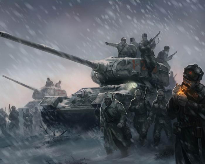 1407514017033 700x560 red star army tank History Art