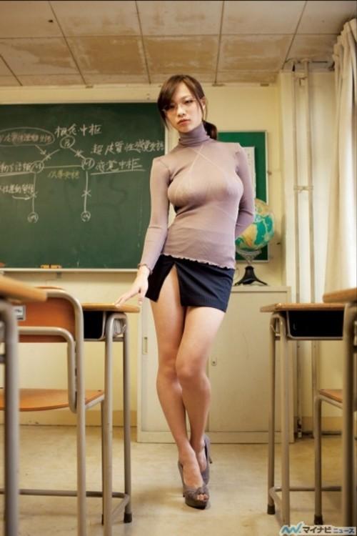 japanese teacher women fashion