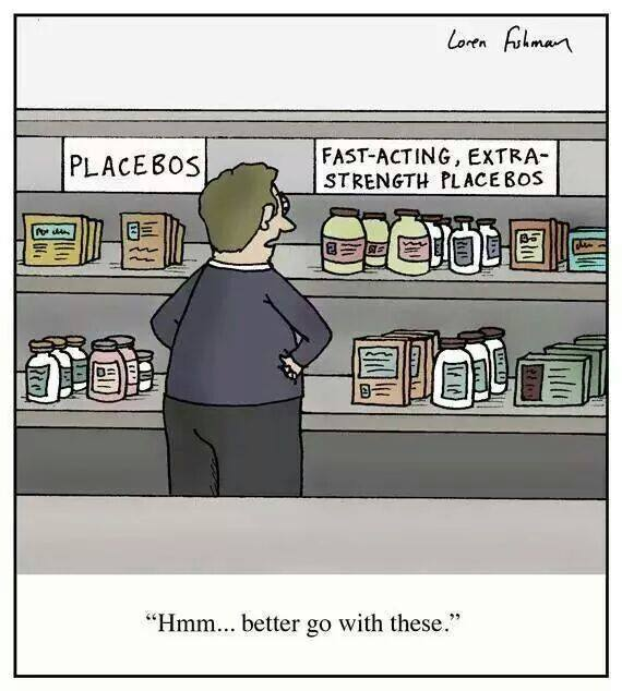 fast acting placebos life