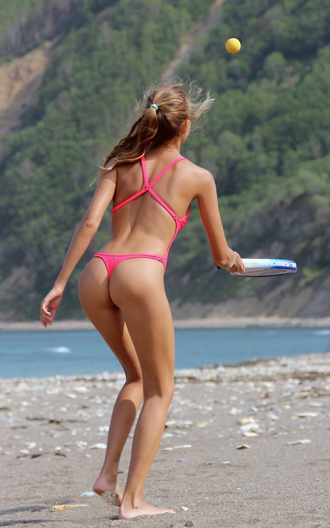 beach tennis women Sports not exactly safe for work fashion