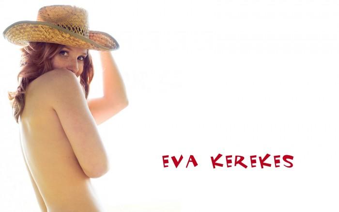Eva Kerekes nice hat 700x437 Eva Kerekes   nice hat Wallpaper Sexy not exactly safe for work Eva Kerekes