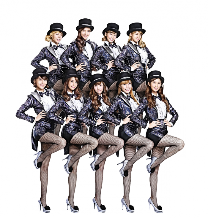 girls generation  snsd  png  render  by gajmeditions d6edx0j 700x735 chines magicians Music