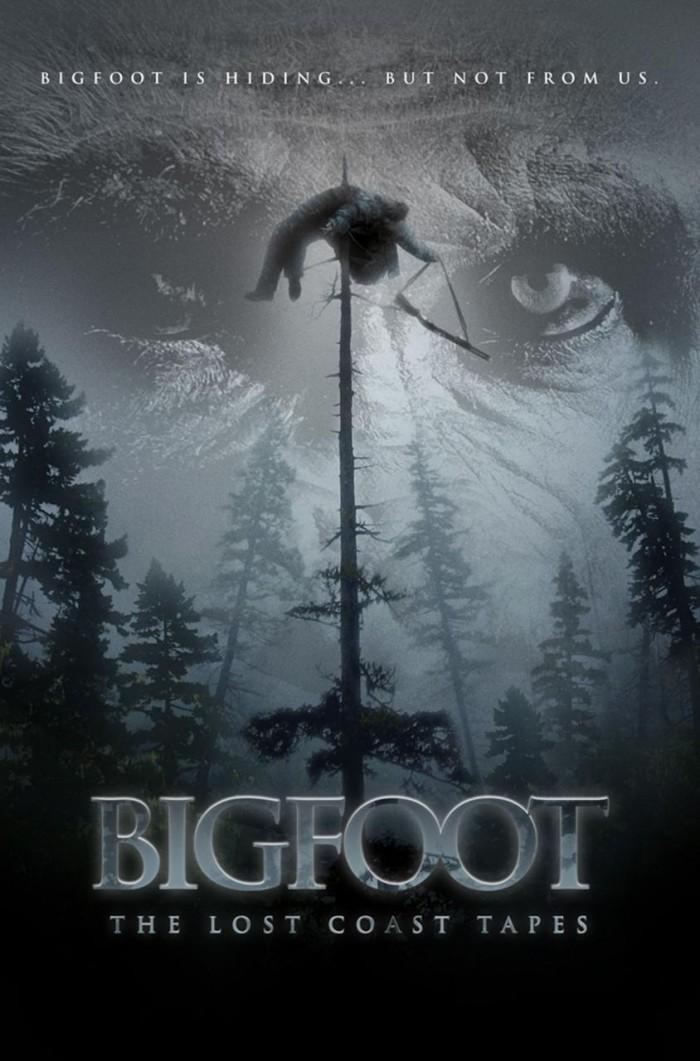 hr bigfoot  the lost coast tapes 1 1 700x1061 bigfoot Movies