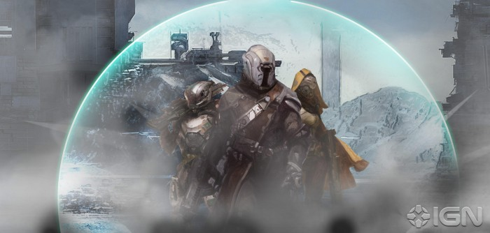 Destiny Bubble 700x334 Destiny Bubble Wallpaper Gaming Destiny