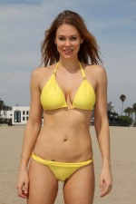 Maitland Ward in Yellow A 150x225 Maitland Ward in Yellow Sexy NeSFW Maitland Ward