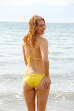 Maitland Ward in Yellow B 150x225 Maitland Ward in Yellow Sexy NeSFW Maitland Ward