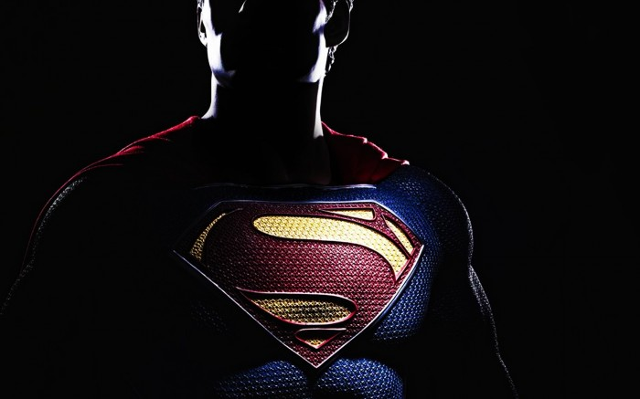 Superman Logo 700x437 Superman Logo Wallpaper superman Comic Books
