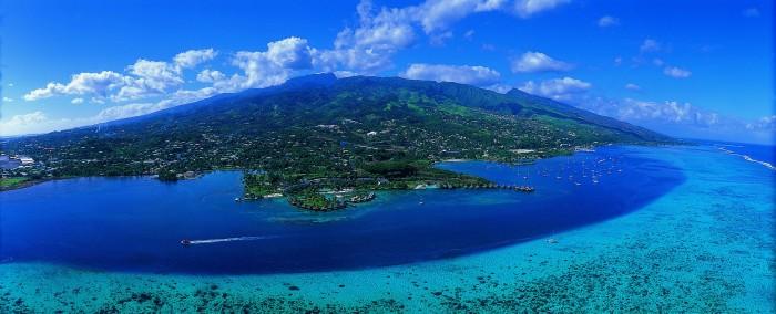 Tahiti2 700x284 Tahiti Wallpaper Nature