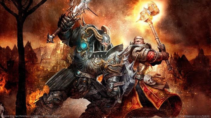 Warhammer Online Wallpaper 700x393 Warhammer Online Wallpaper Warhammer Wallpaper Gaming