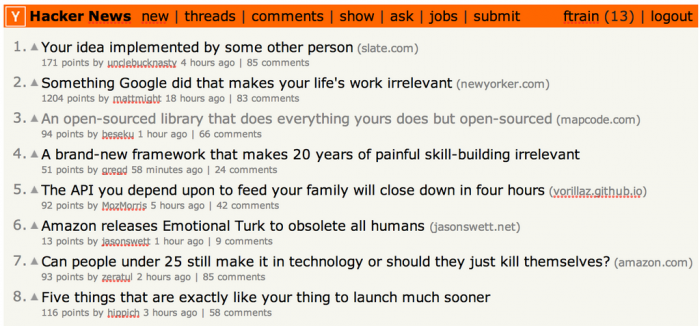 hacker news 700x326 hacker news Humor Computers