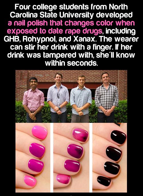 rape drug nail polish rape drug nail polish Science! rape Alcohol
