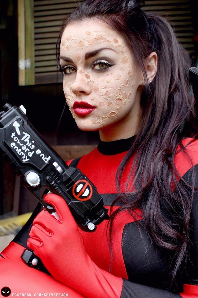 sexy deadpool cosplayer sexy deadpool cosplayer Sexy deadpool cosplay Comic Books
