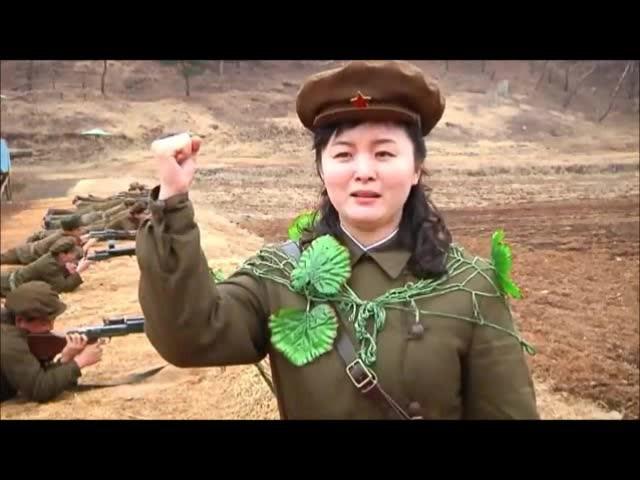 North Korean Camouflage 1 north korean camo GLORIOUS PEOPLE FREEDOM REPUBLIC OF NORTH KOREA
