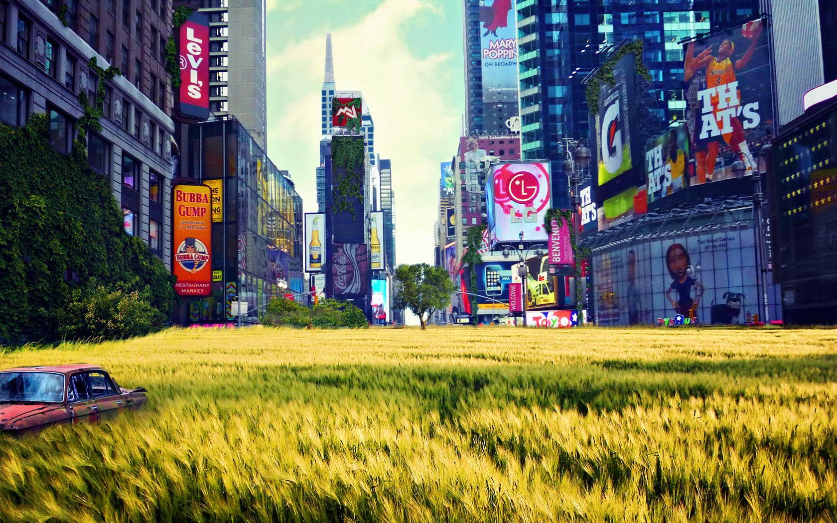 A post apocalyptic Times Square.jpg