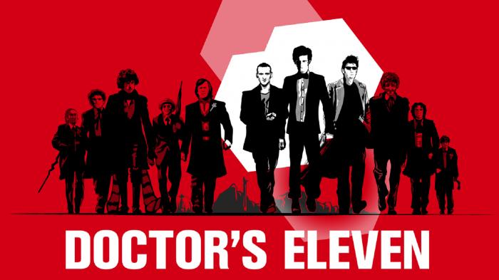 Doctors Eleven 700x393 Doctor's Eleven