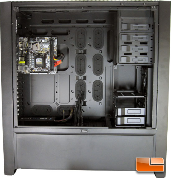 900d mitx installation small computer big package PC