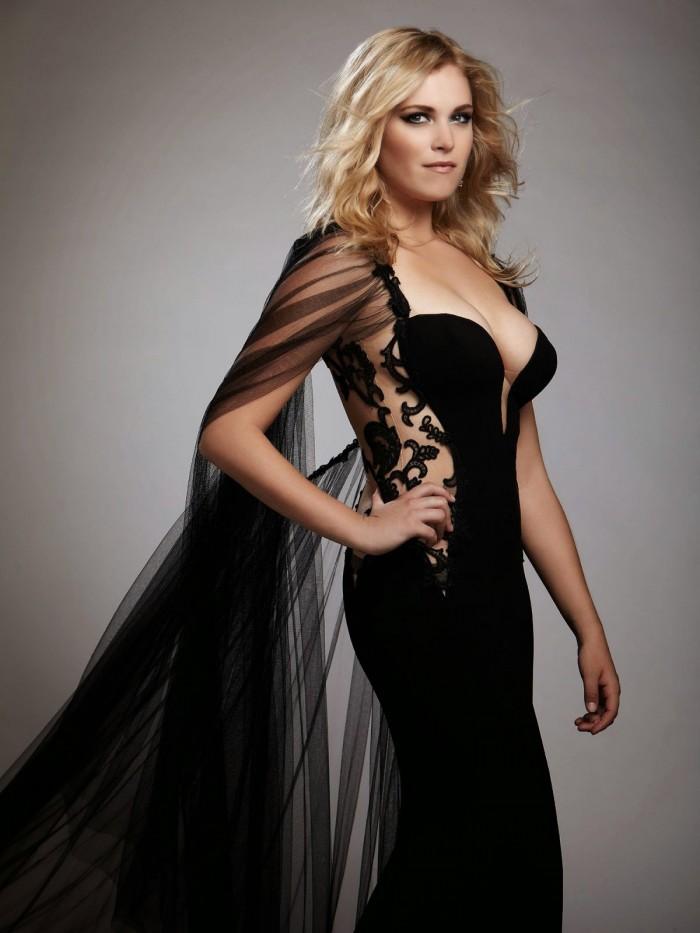 Eliza Taylor - in a black dress.jpg