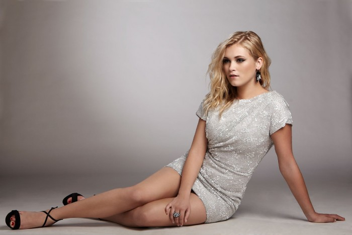 Eliza Taylor - on her ass.jpg