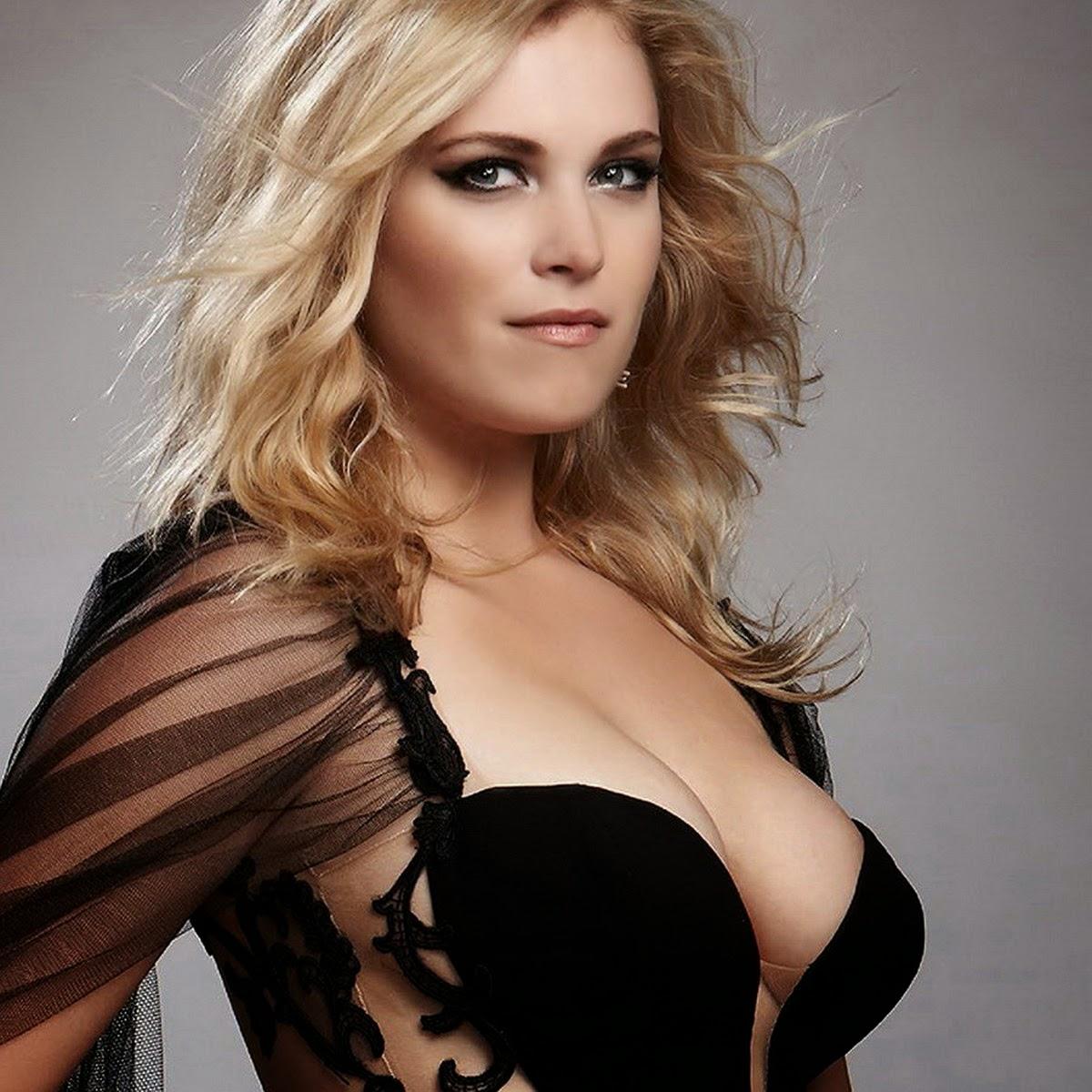 Eliza Taylor sexy cleavage.jpg « MyConfinedSpace