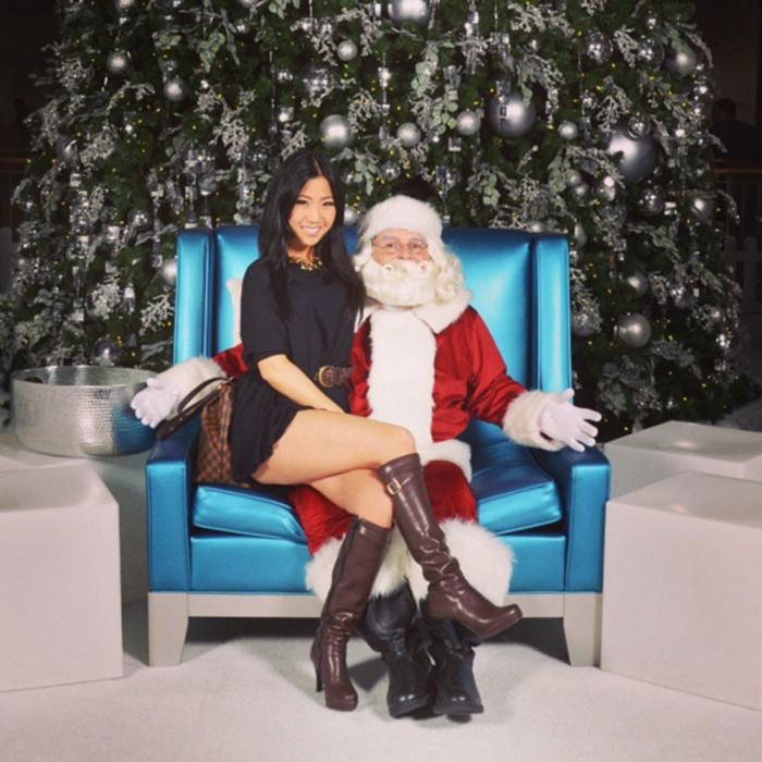 Sexy Slut on Santas Lap.jpg