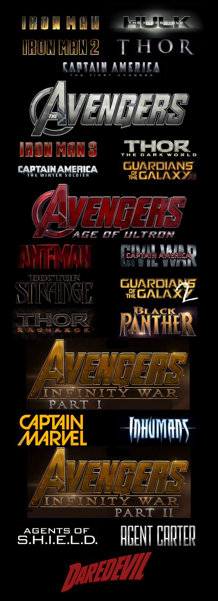 The Movies of Marvel 700x1925 The Movies of Marvel