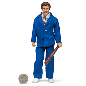1cbf ron burgundy 8in fig Ron Burgundy 8 Figure wtf Toys Ron Burgandy movieties