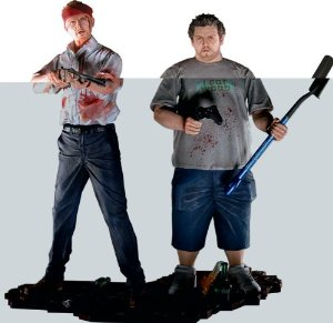 51uzcIhN6dL. SX300  6 Inch Shaun of the Dead Action Figure 2Pack