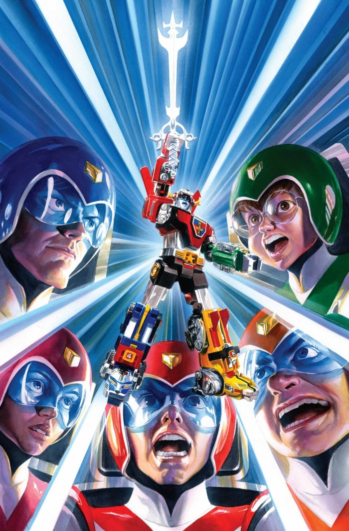 Alex Ross Voltron