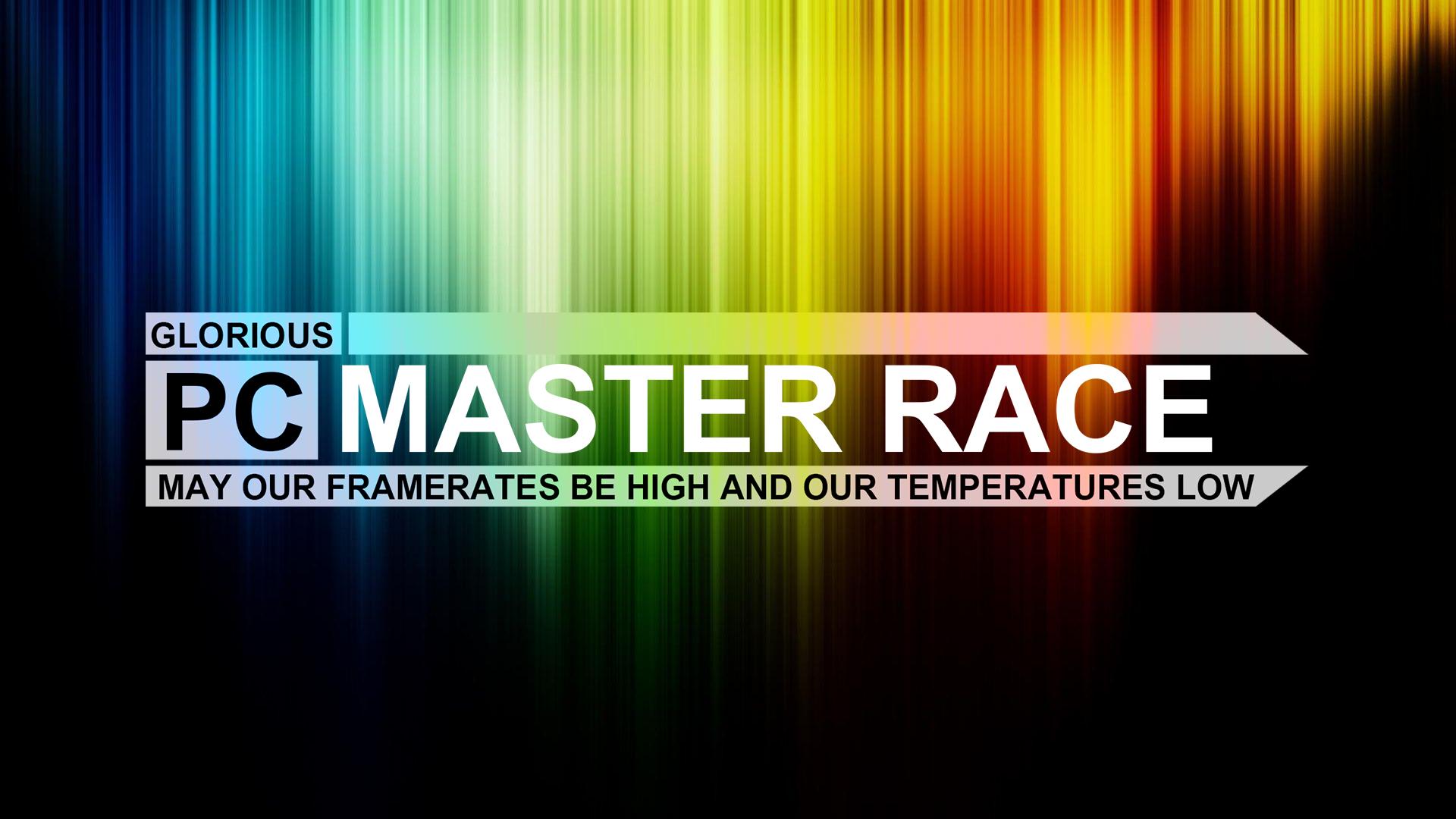 pc master race wallpaper - photo #2