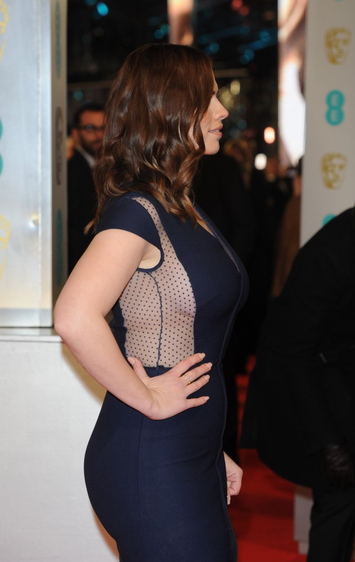 Hayley Atwell – EE British Academy Film Awards in London  (1)