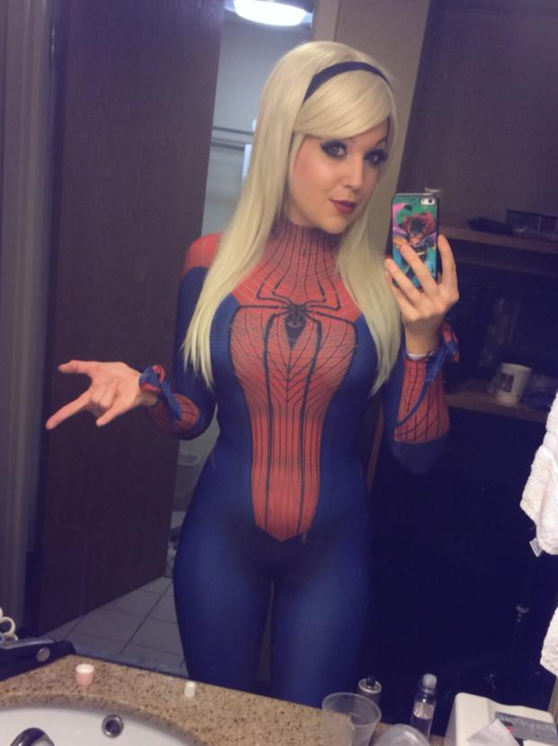 Nicole Marie Jean as Gwen Stacy as Spider Girl.jpg