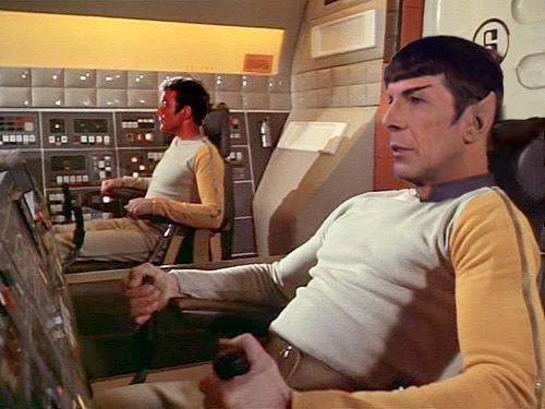 Spoke and Kirk in six Spoke and Kirk in six