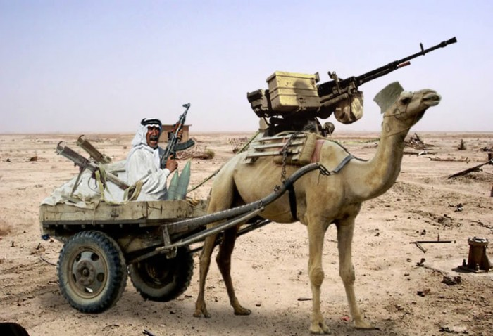 Camel Gun 33441 700x478 camel gun ISIS