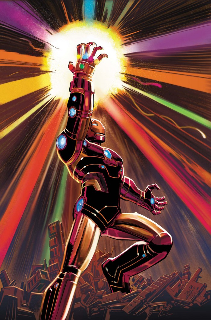Infinite Iron Man by John Romita Jr 700x1063 Infinite Iron Man by John Romita Jr