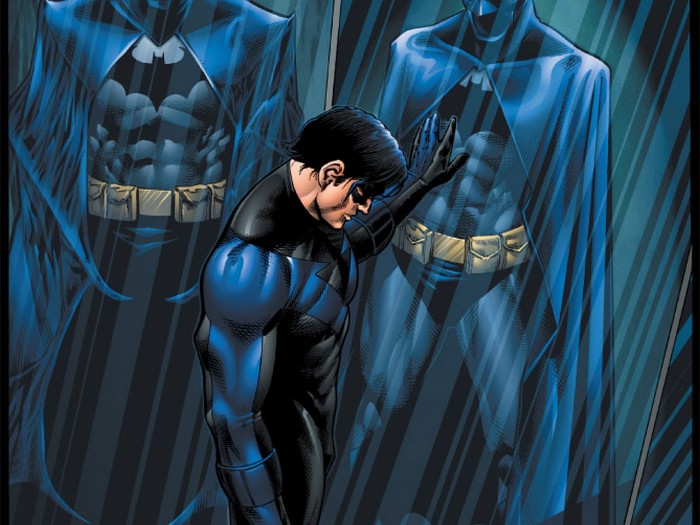 Nightwing is sad 700x525 Nightwing is sad