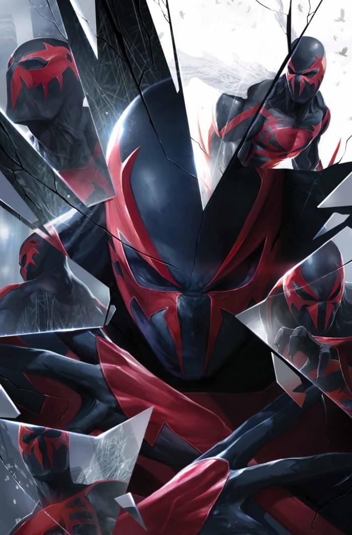 Spider man 2099 700x1063 Spider man 2099 vertical wallpaper spider man 2099 spider man Comic Books